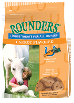 Blue Seal® Carrot Flavored Rounders® Horse Treats