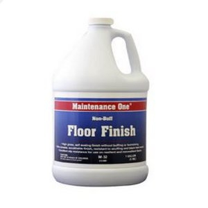 Maintenance One Floor Finish