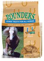 Blue Seal® Cinnamon Flavor Rounders Horse Treats