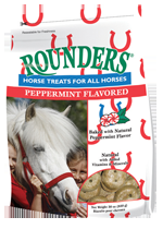 Blue Seal® Mint Flavor Rounders Horse Treats