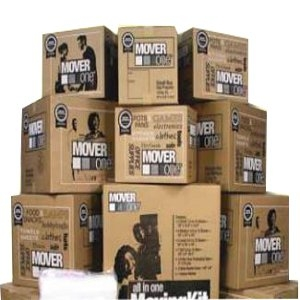 Mover One Moving Boxes