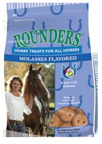 Blue Seal® Molasses Rounders Horse Treats