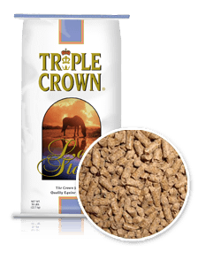 Triple Crown Low Starch Horse Feed-50 lbs