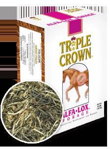 Triple Crown Alfa-Lox Forage® Horse Feed-40 lbs