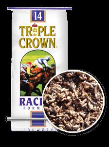 Triple Crown 14% Racing-50 lbs