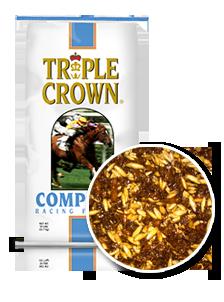 Triple Crown Complete Racing-50 lbs