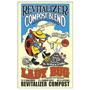 Revitalizer™ Compost Blend