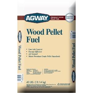 Agway, Wood Pellet 40lb