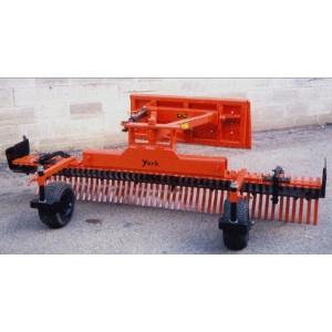 York, SSF-7 Heavy - 7' Rake