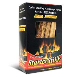 Pine Mountain® StarterStikk™ Fatwood Firestarters