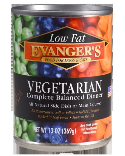 Evanger's Vegetarian Dinner Dog and Cat Food