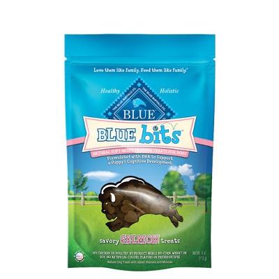 Blue Bits Savory Salmon Dog Treats