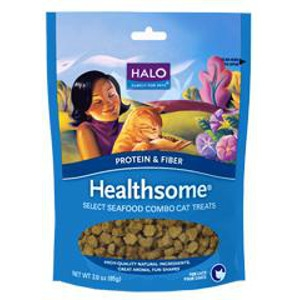 Healthsome Seafood Combo Cat Treats