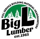 Big L Lumber  Logo