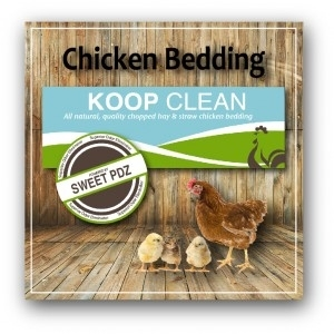 Koop Clean Chicken Bedding