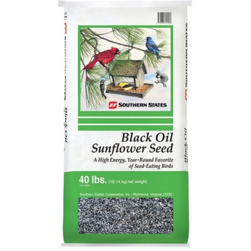 Southern States Black Oil Sunflower Seed 40lb