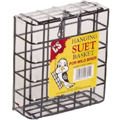Hanging Suet Basket Feeder