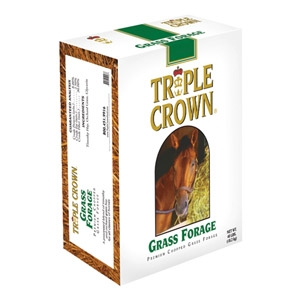 Triple Crown® Chopped Grass Forage