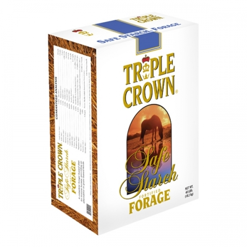 Triple Crown® Safe Starch Forage