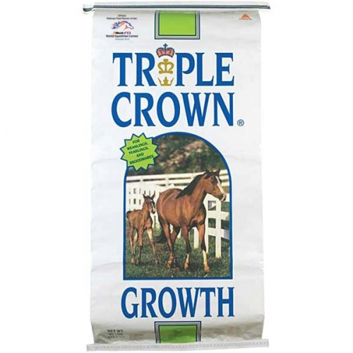 Triple Crown® Growth Textured Horse Feed
