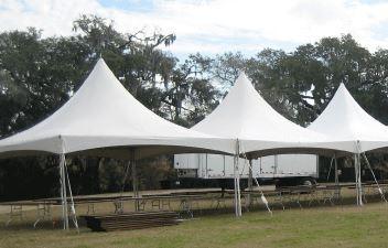 Tent, 20' X 60', Peak