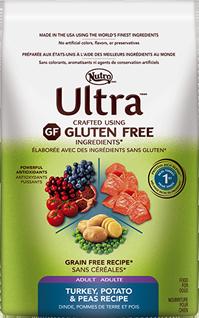 NutroULTRA™ Adult Turkey, Potato & Peas Recipe