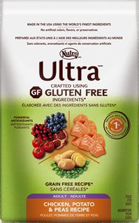 Nutro ULTRA™ Adult Chicken, Potato & Peas Recipe