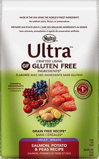 Nutro ULTRA™ Adult Salmon, Potato & Peas Recipe