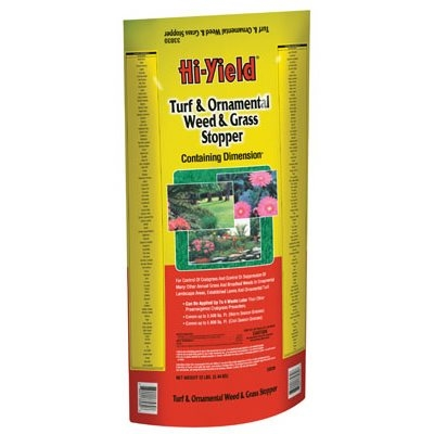 Turf & Ornamental Weed & Grass Stopper, 12 lbs.