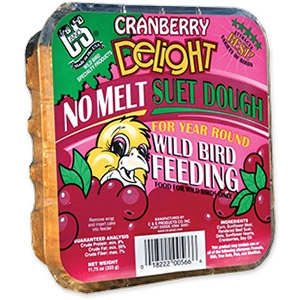 C & S Cranberry Delight Suet Dough