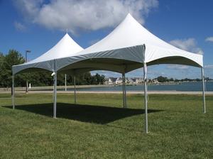 Tent, 20'x40', Peak