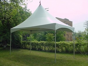 Tent, 20'x20', Peak