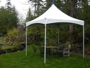 Tent, 10'x10', Peak