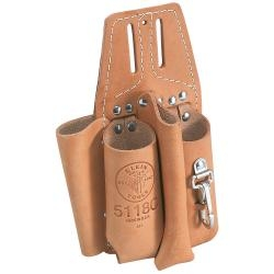 KLEIN Pliers, Folding Rule, Screwdriver and Wrench Holder 5118C
