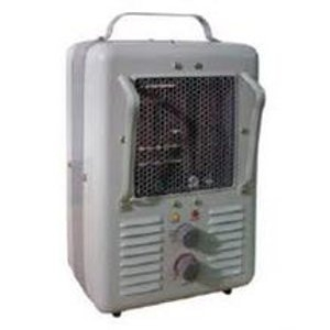 120 Volt Milk-house Style Fan Forced Portable Heater