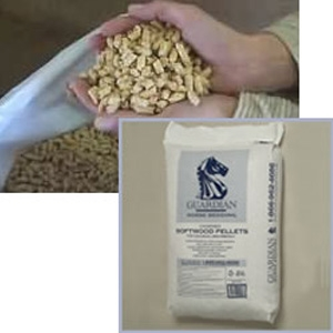 Guardian Bedding Pellet