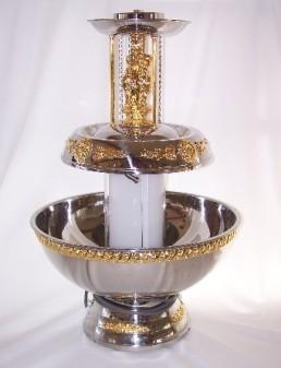 Champagne Fountain, 7 gallon