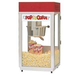 Save on the 1 day rental of our Popcorn Machines!