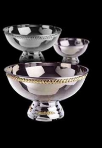 Punch bowl stainless