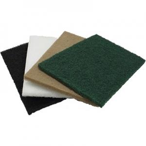 Virgina Abrasives Pads Green Scrubber 12x18x1