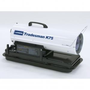 L.B. White  Tradesman K75 Portable Forced Air Heater