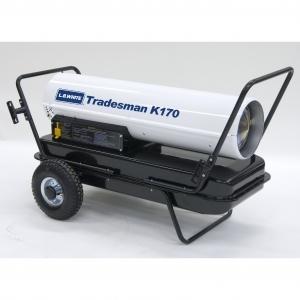 L.B. White Tradesman K170 Portable Forced Air Heater