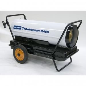 Portable Forced Air Kerosene Heater