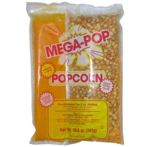 Concessions, 8oz Popcorn Kit