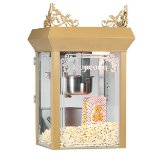 Gold Medal Antique 6oz Popcorn Machine