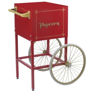 Gold Medal Cart for Popcorn Machine