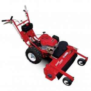 Turf Teq Super Pivot Power Rake