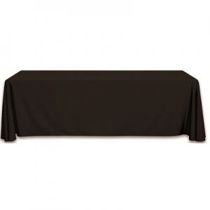 TABLECLOTH Floor Length linen for 8' Banquet table