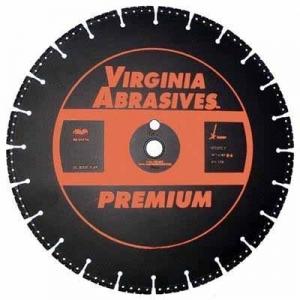 Virgina Abrasives Diamond 14x.125x1-20mm Rescue Blade