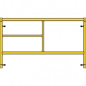 BilJax Step Frame, 5W x 3H